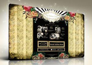 Beauty Lounge Website Template